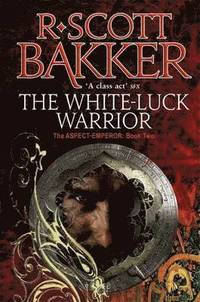 bokomslag White-luck warrior - book 2 of the aspect-emperor
