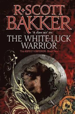bokomslag White-luck warrior - book 2 of the aspect-emperor