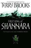 bokomslag The First King Of Shannara