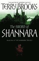 bokomslag The Sword Of Shannara: The first novel of the original Shannara Trilogy