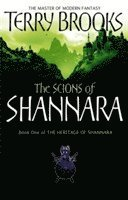 bokomslag The Scions Of Shannara