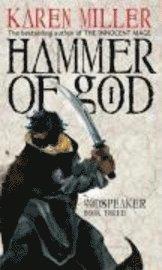 bokomslag Hammer of God