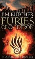 bokomslag Furies Of Calderon