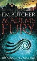 bokomslag Academ's Fury