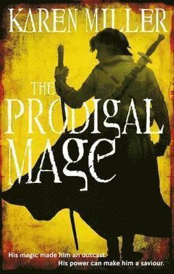 bokomslag The Prodigal Mage