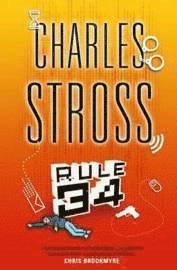 bokomslag Rule 34