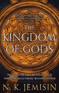 bokomslag The Kingdom Of Gods