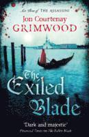 bokomslag The Exiled Blade