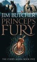 bokomslag Princeps fury