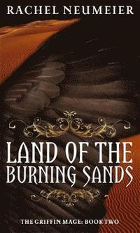 bokomslag Land Of The Burning Sands