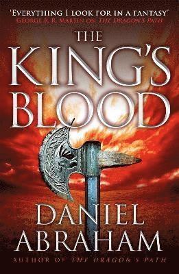 bokomslag Kings blood - book 2 of the dagger and the coin