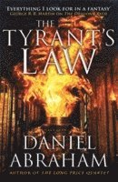 bokomslag Tyrants law - book 3 of the dagger and the coin