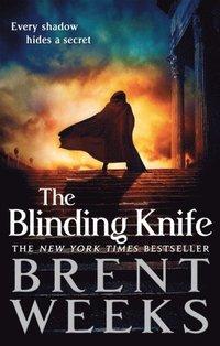 bokomslag The Blinding Knife