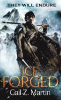 bokomslag Ice forged - book 1 of the ascendant kingdoms saga