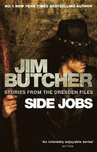 bokomslag Side Jobs: Stories From The Dresden Files