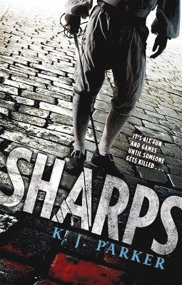 bokomslag Sharps