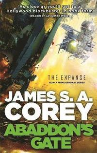bokomslag Abaddon's Gate: Book 3 of the Expanse