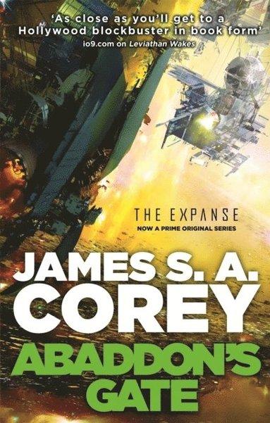 bokomslag Abaddon's Gate: Book 3 of the Expanse (now a major TV series on Netflix)