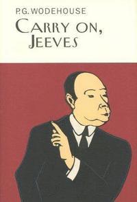bokomslag Carry On, Jeeves