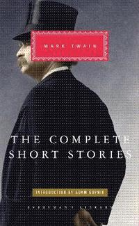 bokomslag The Complete Short Stories Of Mark Twain
