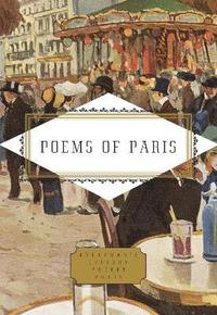 bokomslag Poems of Paris