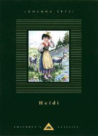 bokomslag Heidi
