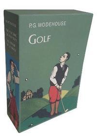 bokomslag Wodehouse Golf Boxset