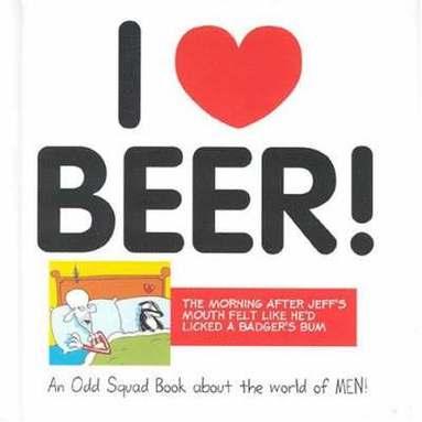 bokomslag Odd Squad: I Love Beer