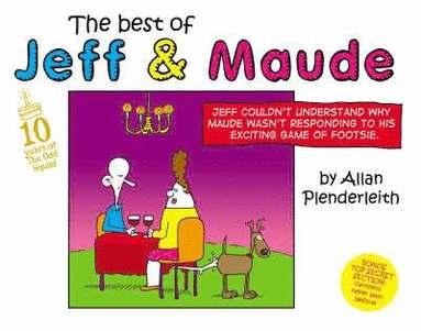 bokomslag Odd Squad: Best of Jeff &; Maude, The