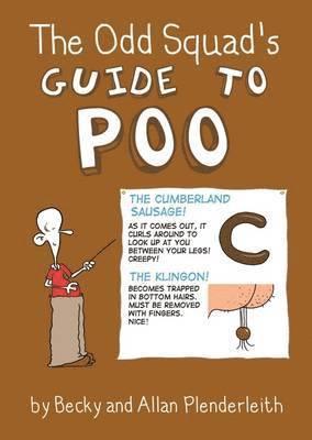 bokomslag Odd squads guide to poo
