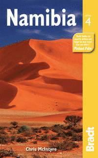 bokomslag Namibia, 4th: The Bradt Travel Guide