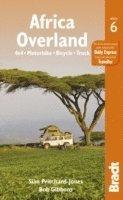 bokomslag Africa Overland