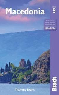 bokomslag Macedonia