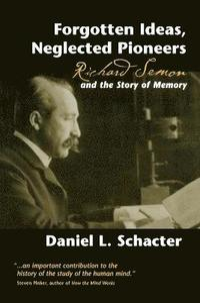 bokomslag Forgotten Ideas, Neglected Pioneers