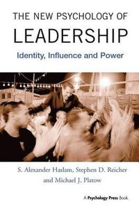 bokomslag The New Psychology of Leadership