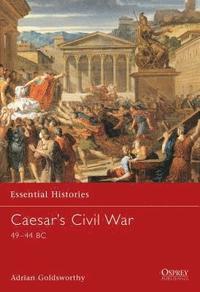 bokomslag Caesar's Civil War