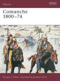 bokomslag Comanche 1800-74