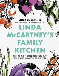bokomslag Linda mccartneys family kitchen