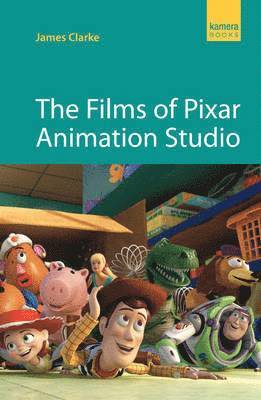 bokomslag Films of pixar animation studio