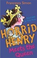 bokomslag Horrid Henry Meets the Queen