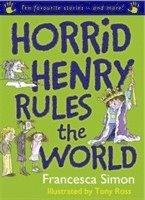 bokomslag Horrid Henry Rules the World