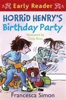 bokomslag Horrid henry early reader: horrid henrys birthday party - book 2