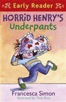 bokomslag Horrid henry early reader: horrid henrys underpants - book 4