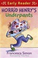 bokomslag Horrid henry early reader: horrid henrys underpants - book 4