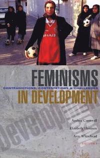 bokomslag Feminisms in Development