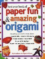 bokomslag Best Ever Book of Paper Fun &; Amazing Origami