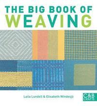 bokomslag The Big Book of Weaving