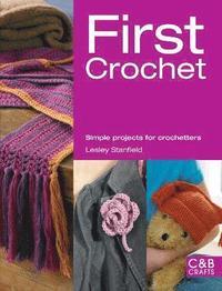 bokomslag First Crochet