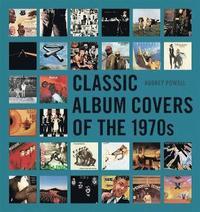 bokomslag Classic album covers of the 1970s