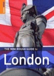 bokomslag The mini rough guide to london